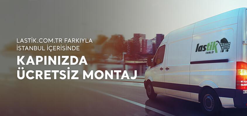 Mobil Araç İle Ücretsiz Yerinde Montaj